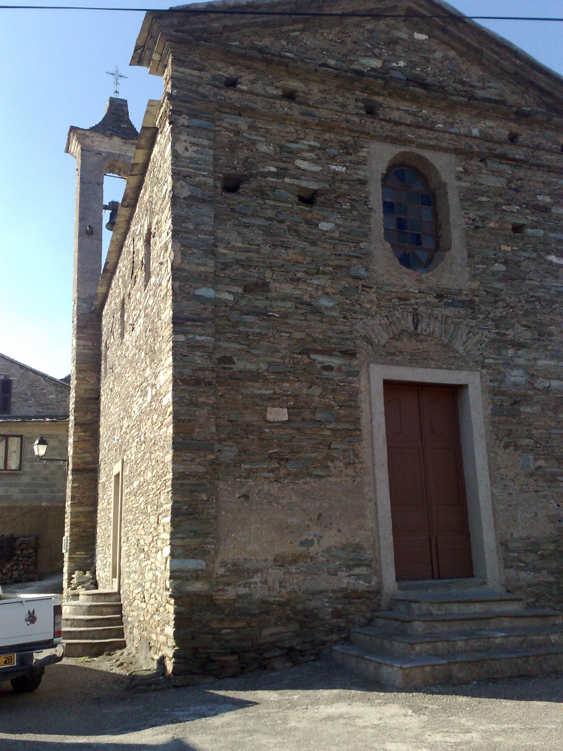 Nouvelle église de DIVINA